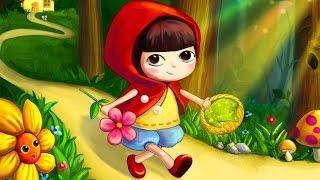 Мультфильмы для детей: Красная шапочка сказка смотреть бесплатно онлайн