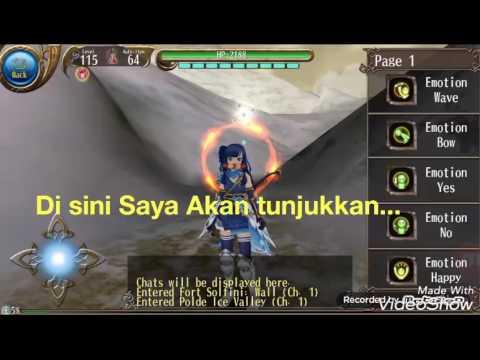 Toram Online GB Combo Point Snipe/GunFu mid class (Indo ver.)