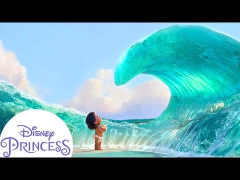 Magical Ocean Moments! | Disney Princess