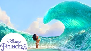 Magical Ocean Moments!   Disney Princess