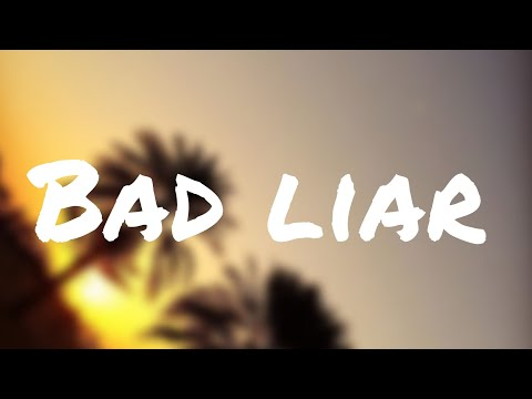 Bad Liar - Imagine Dragons 1 hour