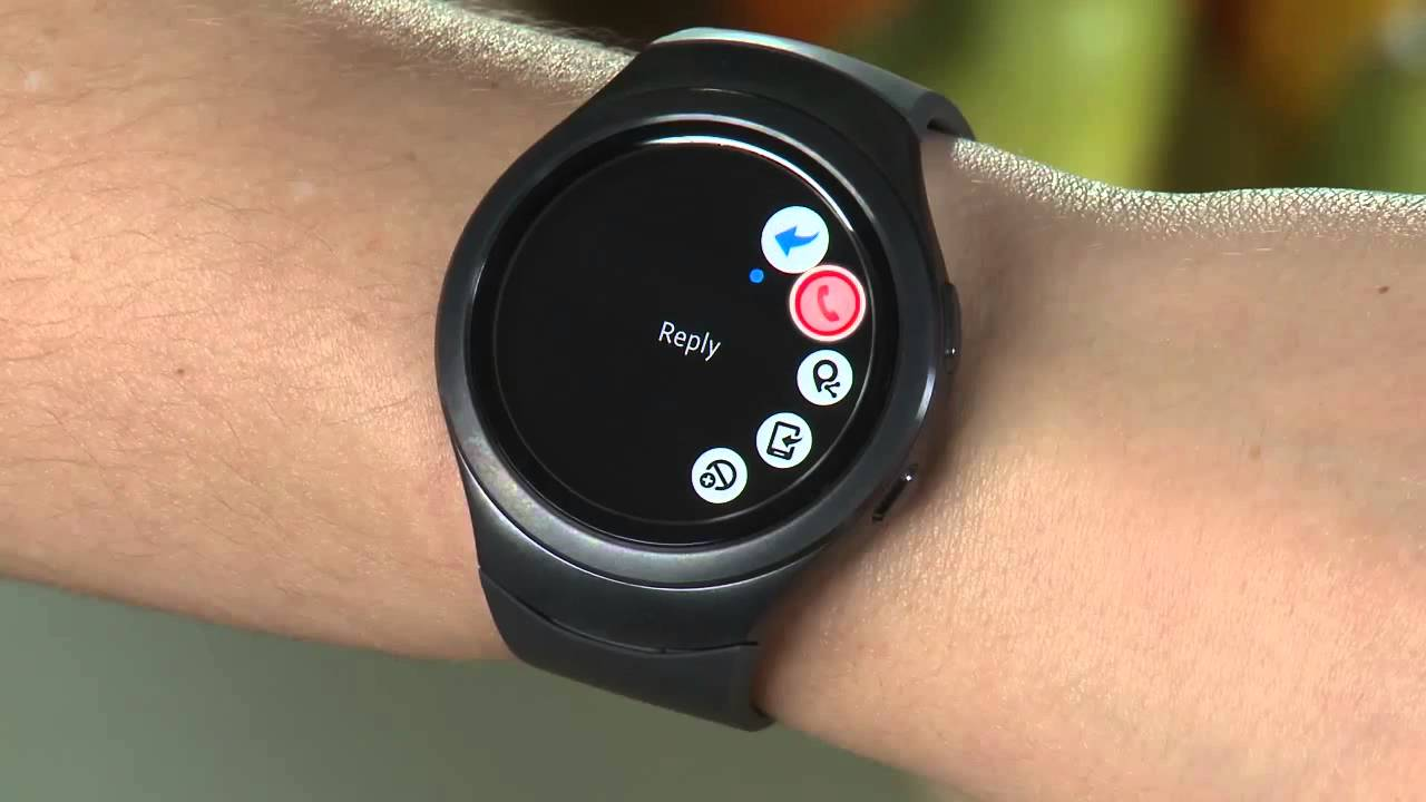 Gear S2 - How-To-Video - Messaging On Your Gear S2