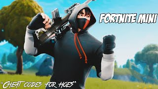 Cheat Codes For Hoes - A fortnite mini
