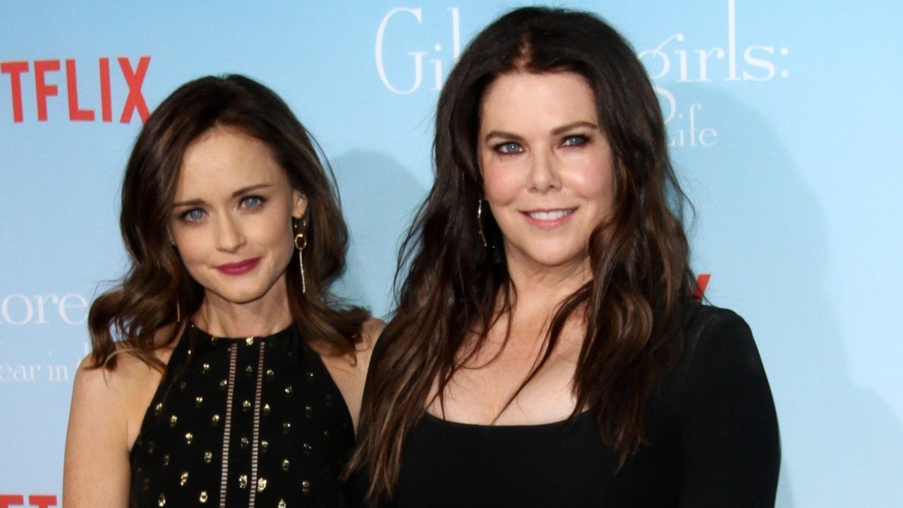 Gilmore Girls: A Year In The Life' Season 2 Is Possible - YouTube