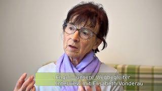 Engel, unsere Wegbegleiter - ein Interview mit Frau Elisabeth Vonderau
