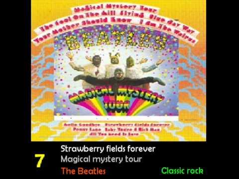 1967  Top 10 Rock songs