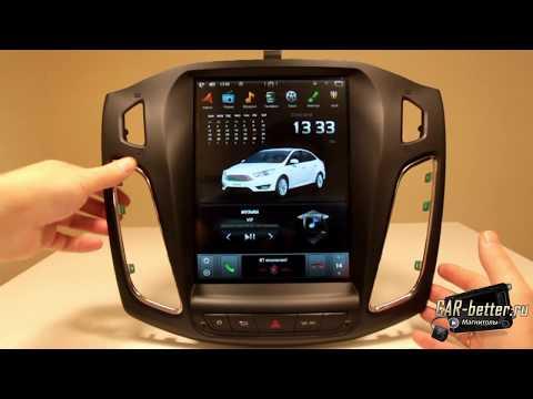 Обзор магнитолы от ZEST для Ford Focus 3 поколения (ZT-T026)