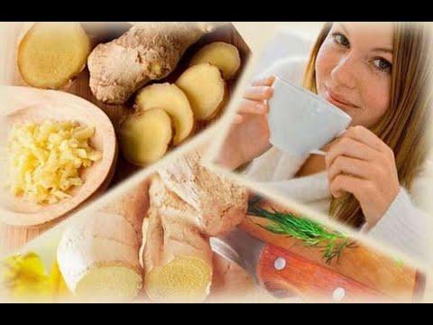 Корень имбиря - калорийность и свойства. Польза и вред