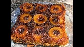 Рецепт Яблочного  пирога с карамелью