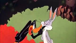 Bugs Bunny and Daffy Duck OPEN SEASON