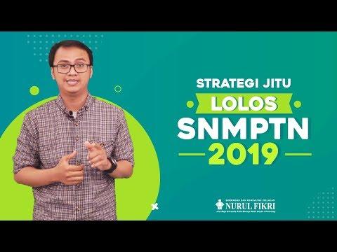 Informasi dan Strategi Lulus SNMPTN tahun 2019