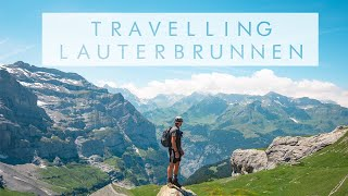 How to TRAVEL LAUTERBRUNNEN, Switzerland