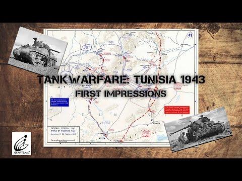 Tank Warfare: Tunsia 1943 - First Impressions