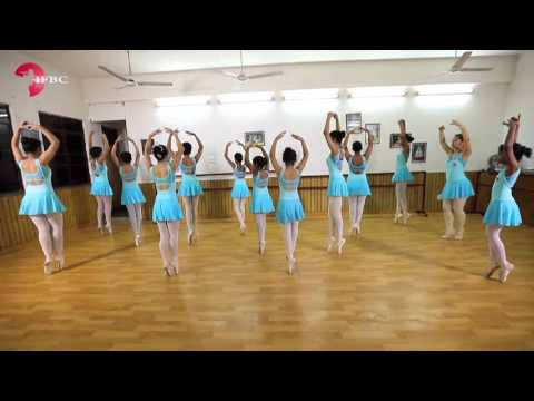 IFBC: Ballet Class in Vasant Vihar New Delhi | Ballet Dance