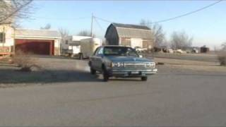 1985 Buick Century Coupe (Rare) Drive Away and Flyby