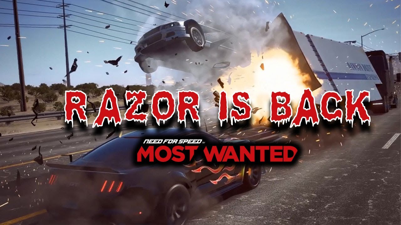 RAZOR IS BACK || NEED FOR SPEED 2021 PS5 || Y8 GAMER
