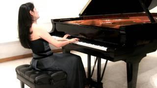 Priya Mayadas plays Bach Partita No. 4 in D - Allemande - BWV 828