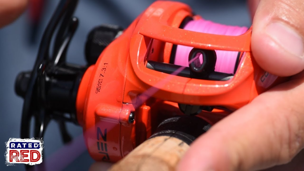 Check out 13 fishing s new concept z reel youtube for Concept z 13 fishing