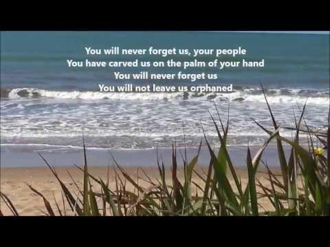 Only A Shadow-Isaiah 49 Medley...Carey Landry with lyrics
