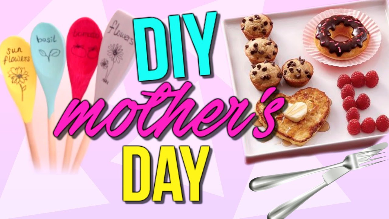 Diy Last Minute Mother S Day Gift Ideas