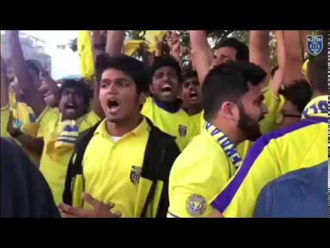Kerala Blasters FC | most  football fans club | Kerala Blasters fc indian super league