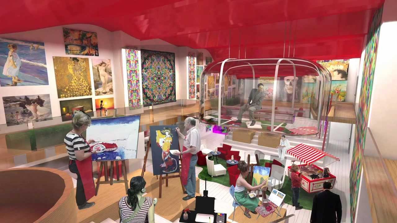 Proyectos finales de dise o de interiores del ied madrid - Diseno interiores madrid ...