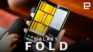Samsung Galaxy Fold Review: A fragile, uneven step toward the future