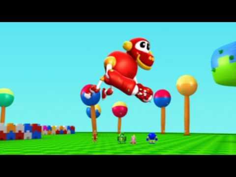 Animal Mechanicals - 1 HOUR! Full Episode Compilation - Cartoons for Children