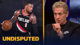 Skip & Shannon reąct to Charles Barkley's prediction of Portland eliminating Lakers | UNDISPUTED