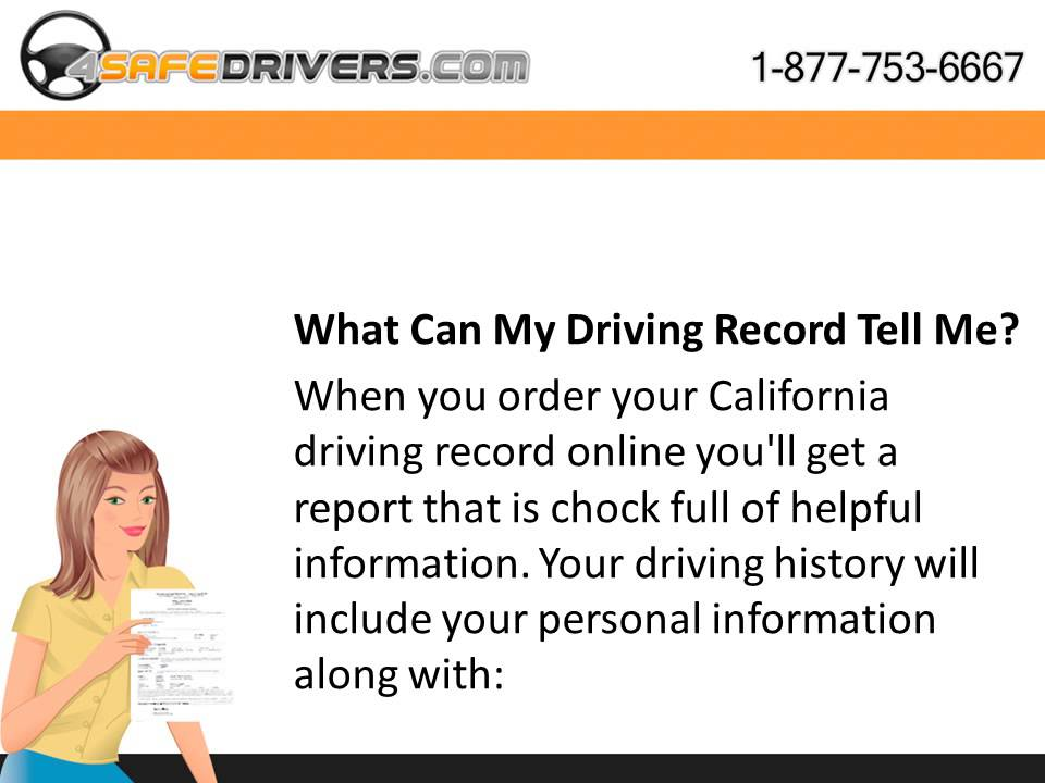 California Driving Record >> California Driving Record Online What You Can Expect To See Youtube