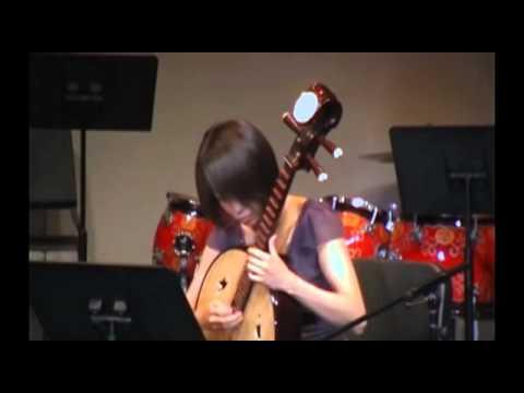 Ruan Solo: Zhong Ruan Rock (中阮搖滾) - GBCCA Chinese Music Ensemble