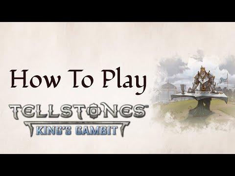 Tellstones: King's Gambit | Tutorial