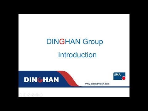 DINGHAN Group introduction EN 2016 9