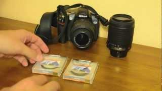 Hoya 52mm HMC UV Digital Multi-Coated Slim Frame Glass Filter for my Nikon d5100 kit lenses