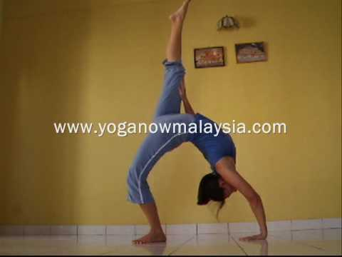 advanced yoga asana demonstration  youtube