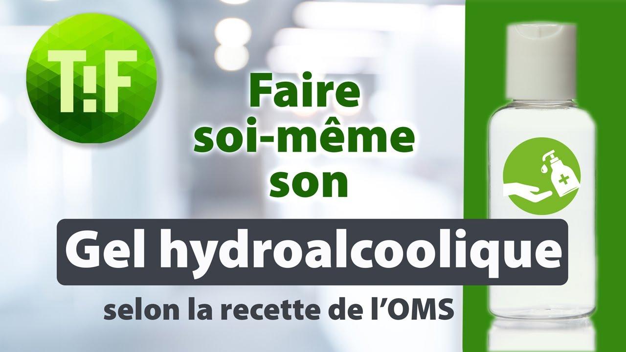 Selon La Recette De L Oms Comment Fabriquer Soi Meme Son Gel Hydroalcoolique