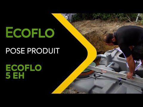 Comment Réaliser La Pose D'un Système D'assainissement Non Collectif Ecoflo ?