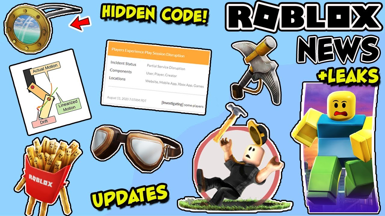 Roblox Prime Gaming Roblox News Roblox Down Prime Gaming Exclusive Items Leaks Updates Hidden Free Item Code Youtube