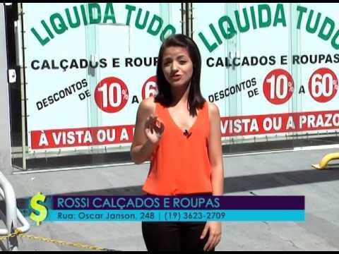 CLUBE DE NEGÓCIOS - ROSSI CALÇADOS E ROUPAS