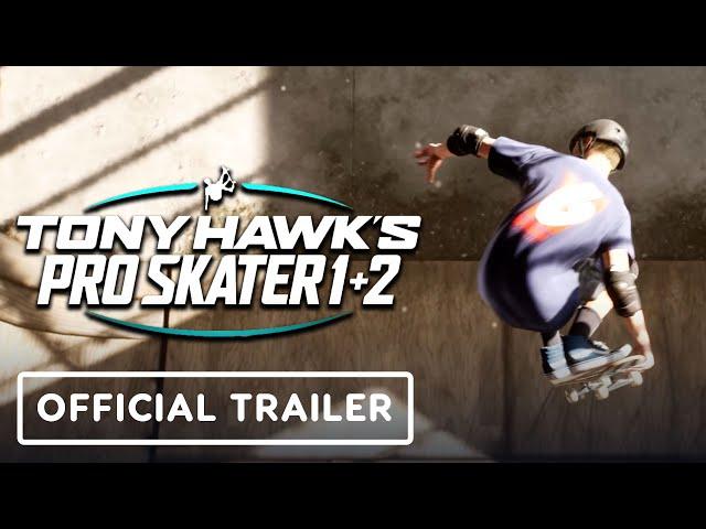 Tony Hawk's Pro Skater 1+2 (видео)