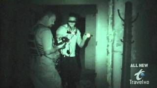 Ghost Adventures Pennhurst Flying Coat Hanger