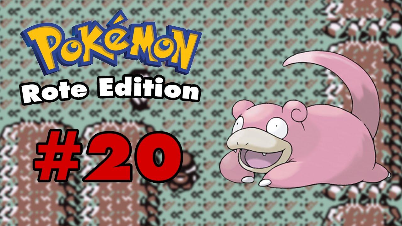 Pokemon Rote Edition