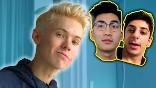 CALLING OUT RICEGUM AND FAZERUG!