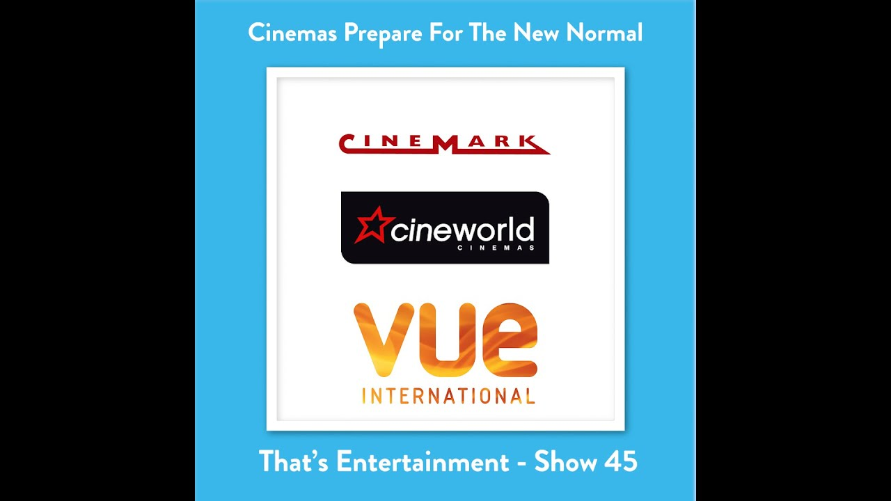 Cinemas on Both Sides Of The Atlantic Prepare For The New Normal