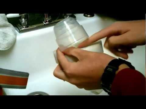 Shark Navigator Filter Wash Tutorial