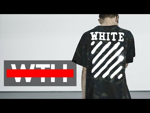 What the HELL is Off White?   WTH