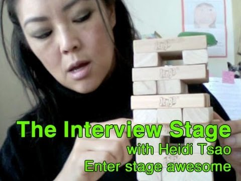The Interview Stage Question 5: How do you define hard work and success?
