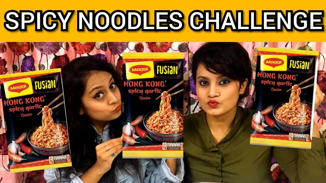 SPICY NOODLES CHALLENGE 🔥WITH SPICY PUNISHMENT|INDIAN FOOD CHALLENGE