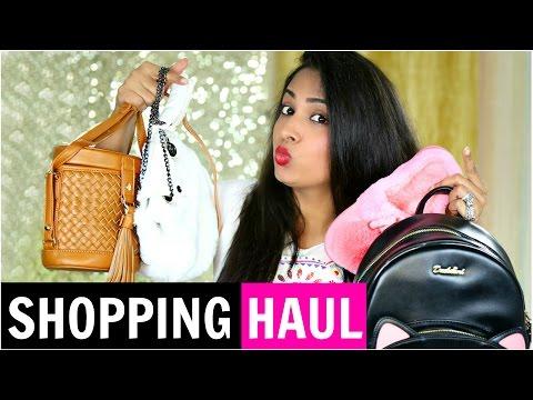 Online Shopping Haul - Accessories, Handbags, Sunglasses   ShrutiArjunAnand