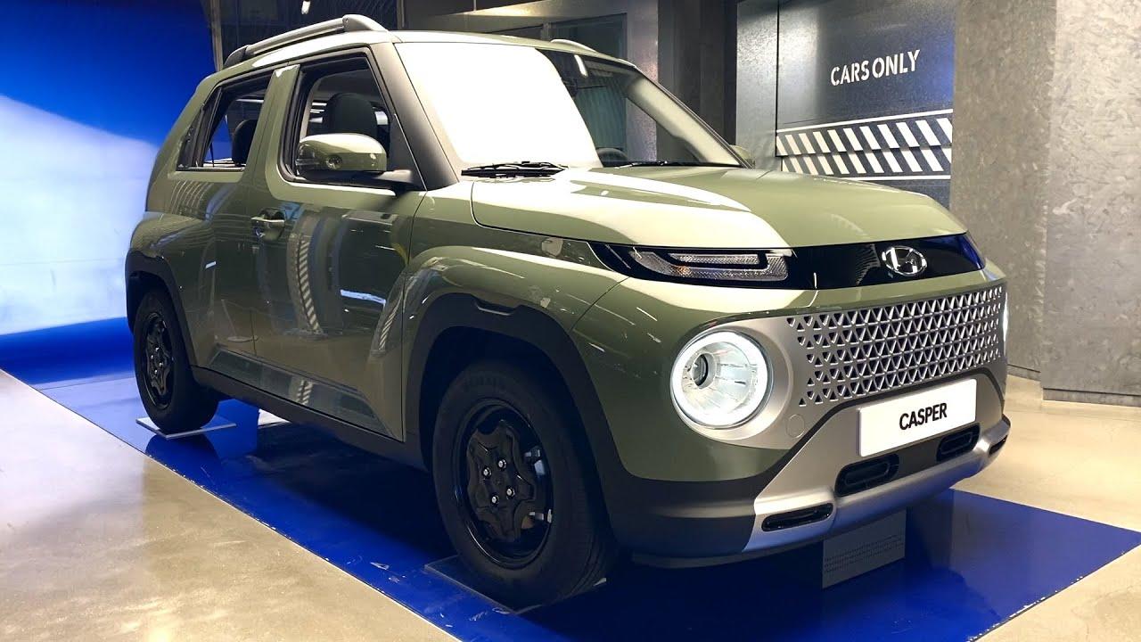 2022 Hyundai Casper Exterior & Interior | Walkaround